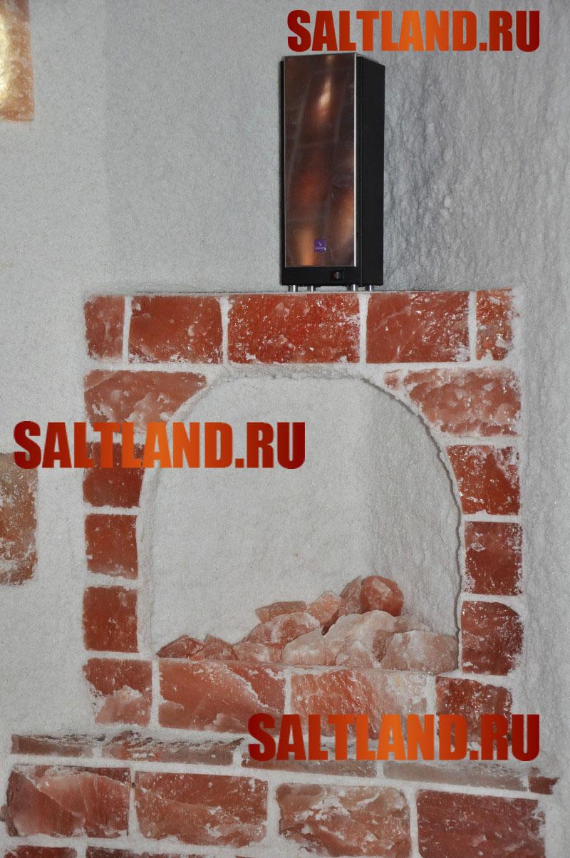 Соляная комната вариант 2
