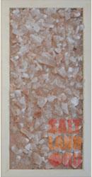 Соляная панель 230х500х20 Светлое дерево