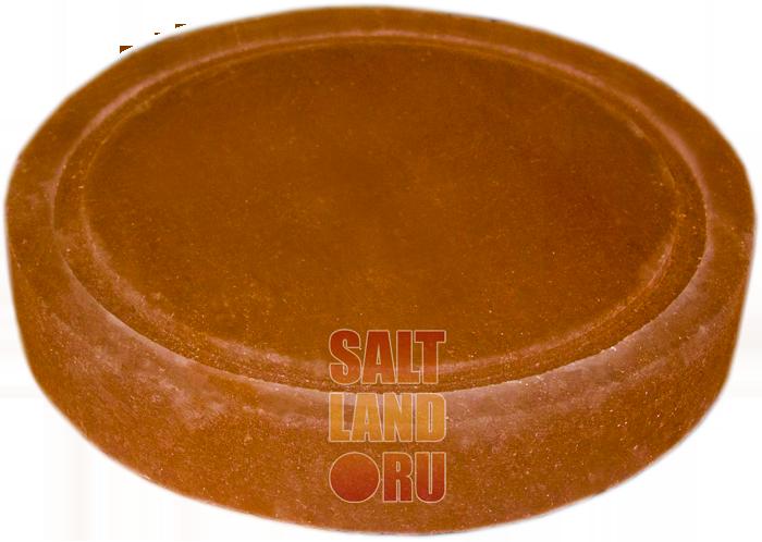Соляная плитка (Диск) ∅300x50