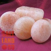 Камни из гималайской соли