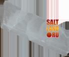 Соляная плитка 200х100х25